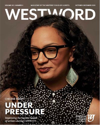 Westword Magazine, December 2020 cover